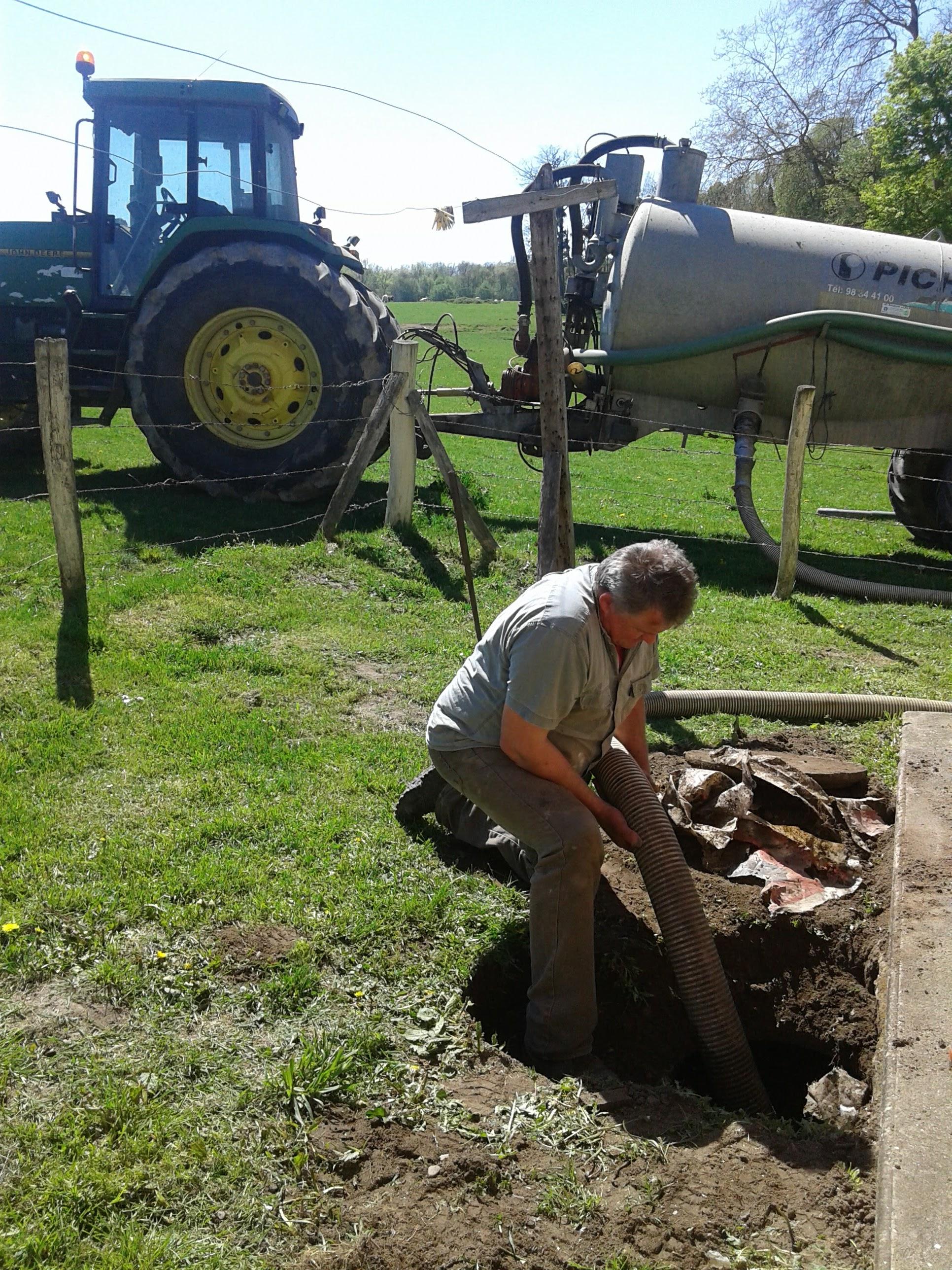 vidange de fosses sceptiques pas cher dans la Nièvre